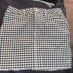 Forever 21 Skirts - Plaid skirt